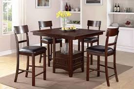 Dining Table Chairs Height Bar Height Dining Table And Chairs U2014 Carolina Grown Tables