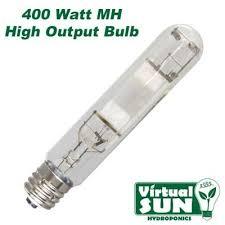 virtual sun grow light reviews virtual sun vs400mh 400 watt mh metal halide grow light bulb