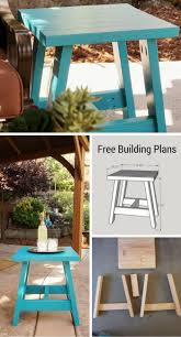 build a 2x4 outdoor table with my free plans paletes mesas de