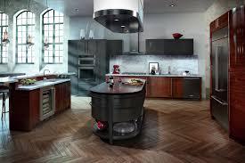 dark cabinet kitchen trends amazing natural home design