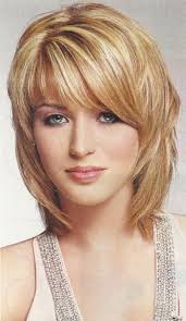 layered haircuts for medium length hair with side bangs gallery