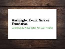 washington dental service foundation