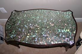 Diy Mosaic Table 21 Brilliant Diy Ideas How To Recycle Your Old Cds Bored Panda
