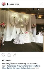 wedding backdrop linen pin by magalie leger on backdrops sweetheart and tables