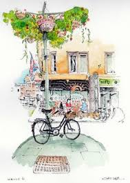 urban sketching tutorial google search i like bike pinterest