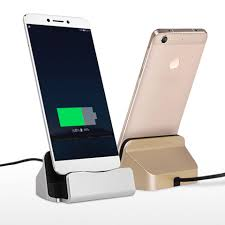 universal android mobile phone dock charger docking station