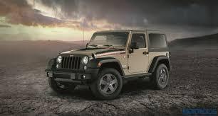 mahindra thar modified to wrangler jeep wrangler motoroids