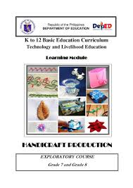 handicraft production lm