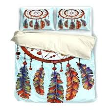 home interior nativity dreamcatcher bedding set bedding set big catcher bedding set