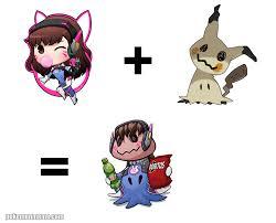 Memes D - d va mimikyu d mimi pokemon memes