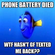 Phone Died Meme - funny for battery died funny www funnyton com