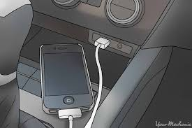 Aux Port Not Working In Car How To Connect Your Ipod To A Car Stereo Yourmechanic Advice