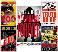 top 5 best patterson books best books to read reviews