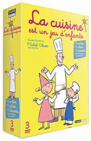 jeux cuisine enfants la cuisine est un jeu d enfant dvd pour quel âge adapté