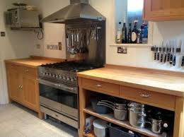 free standing kitchen furniture approx 9yr free standing habitat oliva kitchen with appliances