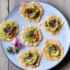 healthy canapes dinner appetizer recipes eatingwell