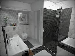 bathroom charming picture of black and white small bathroom