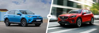 mazda 5 2017 2017 mazda cx 5 vs 2017 toyota rav4 the two best suvs of 2017