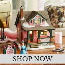 department 56 sets decor