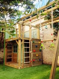 Build A Backyard Fort Backyard Playhouse Plans Children U0027s Outdoor Plans And Projects