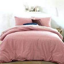 Dinosaur Single Duvet Set Home Textile 100high Quality Cotton Knitting Gingham Consort Red