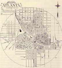 Map Of Oakland File 1853 Atlanta Vincent Map Jpg Wikimedia Commons