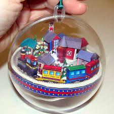 paper minis diorama ornaments using 1 12 pre printed kits