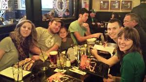 family lunch picture of fionn maccool s pub balzac
