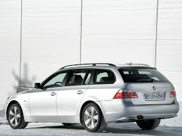 bmw 5 series touring e61 specs 2007 2008 2009 2010