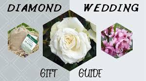 60th wedding anniversary gift 60th wedding anniversary gift guide tree2mydoor