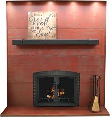 stoll industries steel fireplace mantels godby hearth and home