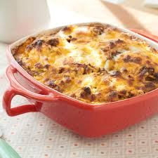 sausage egg and biscuits casserole recipe myrecipes
