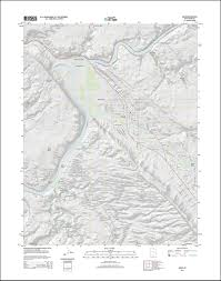 Utah Us Map by Browse Image Of The 2014 Moab Utah Shaded Relief And Woodland On