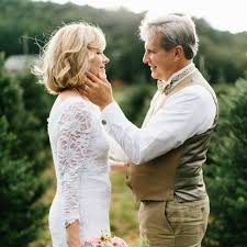 is there a different dress code for older brides martha stewart