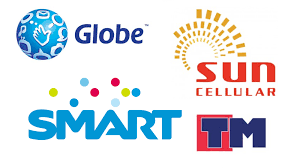 list of mobile phone number prefixes for globe smart sun