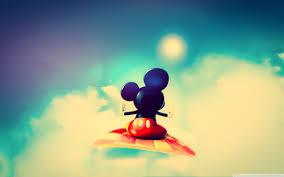 cute backgrounds for desktop cute mickey mouse hd desktop wallpaper high definition