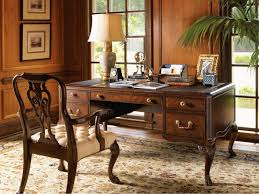 Solid Wood Office Desks Office Interesting Luxury Home Office Room Design Using Classic