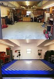 how many garage floor tiles do i need garage floor tile for shop flooring before and after
