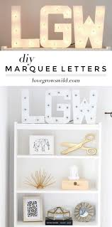 best 25 diy marquee letters ideas on pinterest light up marquee