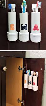 diy bathroom storage ideas 15 creative storage diy ideas for modern bathrooms 12 toothbrush