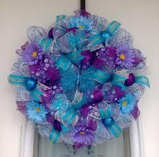 Spring Wreath Ideas 22