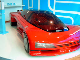 Old Concept Cars Peugeot Proxima Concept