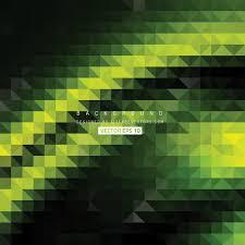 black green triangle background design 123freevectors
