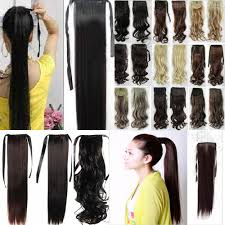 Indian Remy Human Hair Clip In Extensions by Clip In Ponytail Hair Extensions Uk Indian Remy Hair