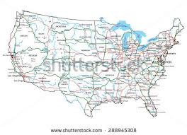 road maps of the united states road map us major tourist attractions maps united states