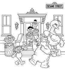 printable 56 sesame street coloring pages 2179 picture sesame