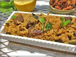 biryani indian cuisine beef biryani spicy rice my space
