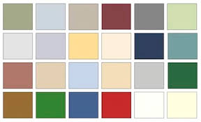 Home Decorating Color Palettes by Historic Period Interior Design And Home Decor American Federal