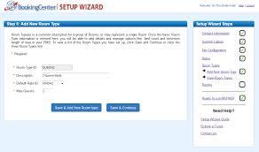 setup wizard step 5 room types mypms documentation