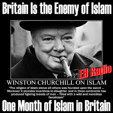 Islam Meme - britain is the enemy of islam eh radio politics without pc